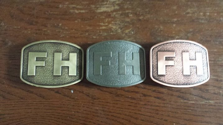 FarmHouse Belt Buckles